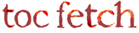 Toc Fetch Logo